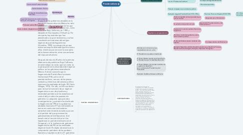 Mind Map: Presidecialismo