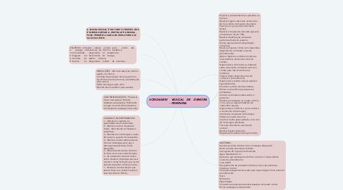 Mind Map: SONDAGEMVESICALDEDEMORA - FEMININA