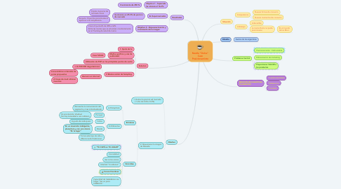 "Mind Map: Nestle ""Dolca"" Caso Posicionaminto"