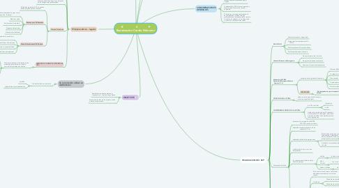 Mind Map: R                C            P Reanimación Cardio Pulmonar
