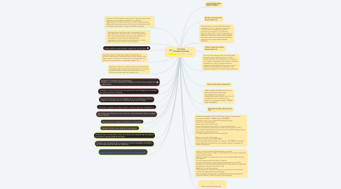 Mind Map: POLITICAS ORGANIZACIONALES