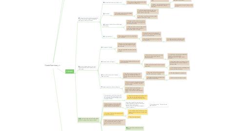 Mind Map: Caste Summary