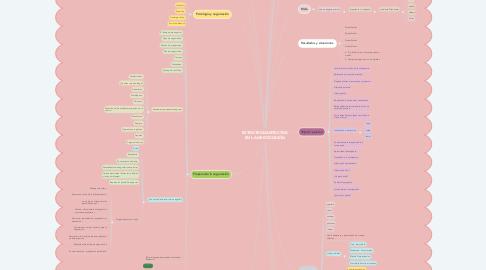 Mind Map: ESTRATEGIA DIRECTIVA EN LA NEGOCIACIÓN