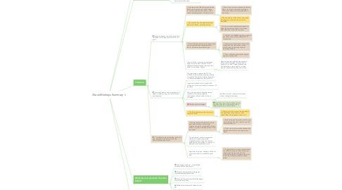Mind Map: Chaos Monkeys Summary