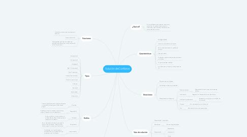 Mind Map: Solución de Conflictos
