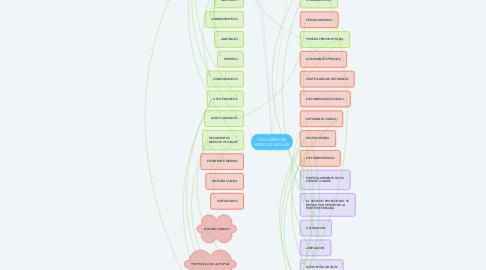 Mind Map: DOCUMENTOS MEDICOS LEGALES