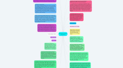 Mind Map: Entrevista Lúdica Diagnóstica