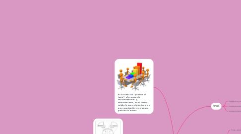 Mind Map: socialización organizacional