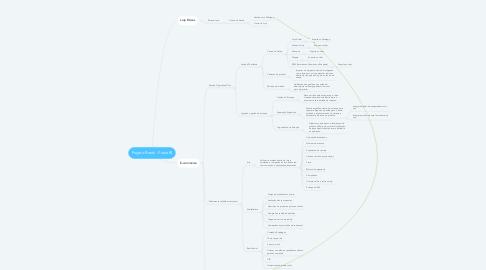 Mind Map: Projeto Brank - Powe BI