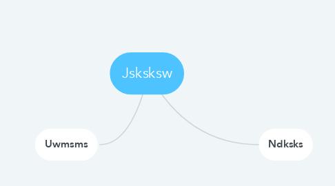 Mind Map: Jsksksw