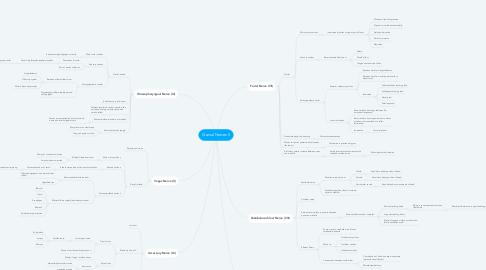 Mind Map: Cranial Nerves II