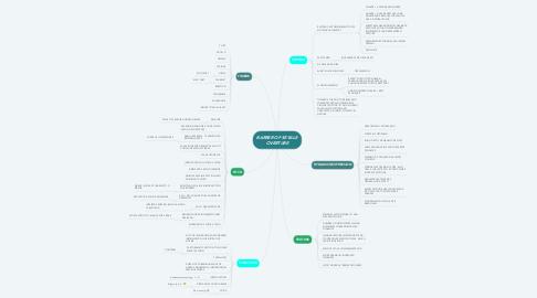 Mind Map: BARBER OF SEVILLE OVERTURE
