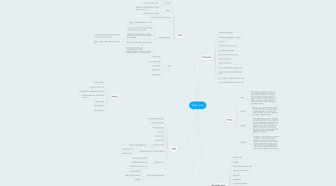 Mind Map: Badminton