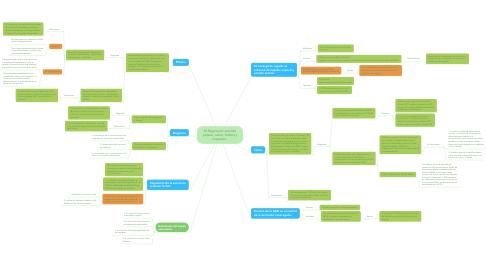 Mind Map: 30.Regulación renal de potasio, calcio, fosfato y magnesio.