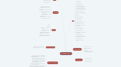 Mind Map: Ada Pellegrini Grinover