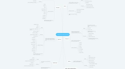 Mind Map: Transportes Internacionales