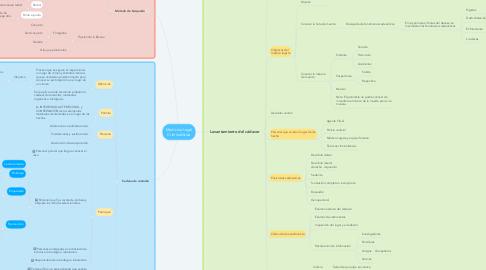Mind Map: Medicina Legal Criminalística