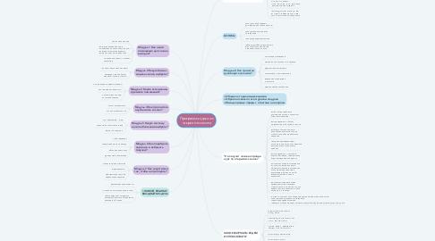 Mind Map: Программа курса по открытию салона