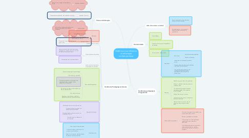 Mind Map: Didática e sua influencia na educação contemporânea