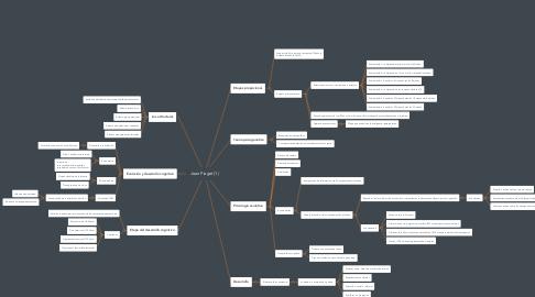 Mind Map: Jean Piaget (1)