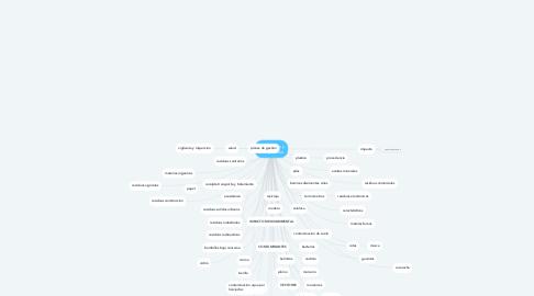 Mind Map: clasificacion y composicion