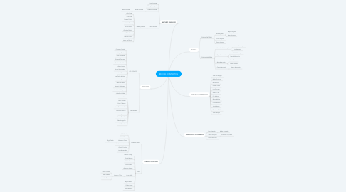 Mind Map: RED DE CONTACTOS