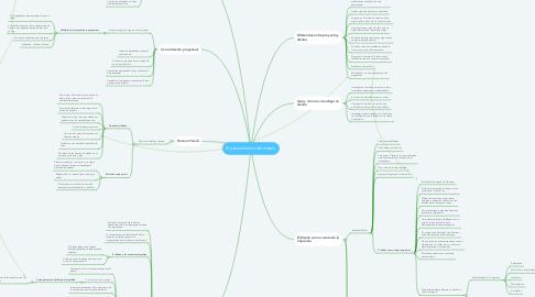 Mind Map: El pensamiento del diseño