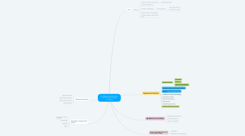 """Mind Map: Our Regenerative Evolution - This is how we """"saved"""" our World"""