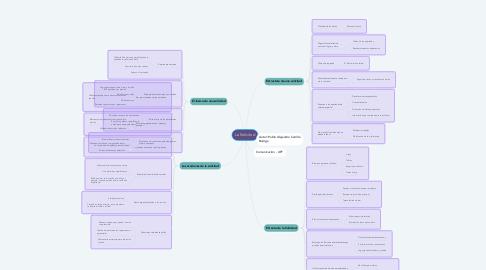 Mind Map: La Solicitud