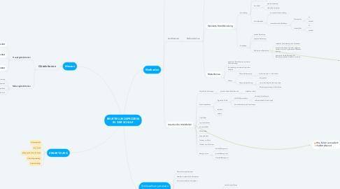 Mind Map: BEURTEILUNGSPROZESS IN DER SCHULE
