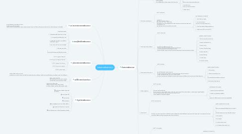 Mind Map: วงจรการพัฒนาระบบ