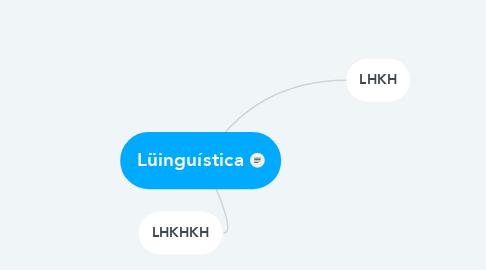 Mind Map: Lüinguística