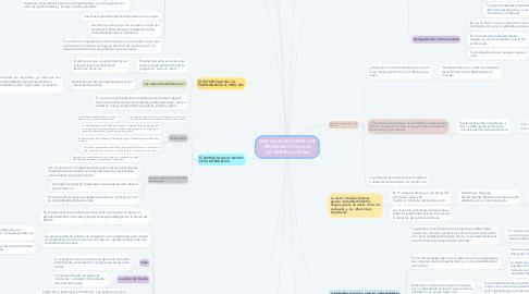 Mind Map: DIEZ FALACIAS SOBRE LOS  PROBLEMAS SOCIALES  DE AMERICA LATINA