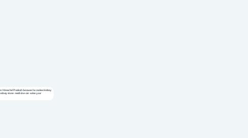 Mind Map: Who Is Karan Singh Vaidh