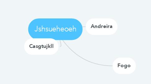 Mind Map: Jshsueheoeh