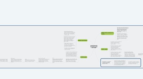 Mind Map: PARADIGMAS DE DESARROLLO DE SOFTWARE