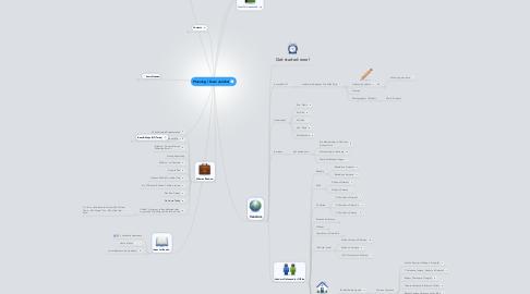 Mind Map: Planning / Team Jericho!