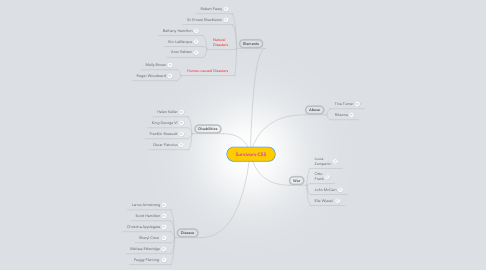 Mind Map: Survivors-CSS