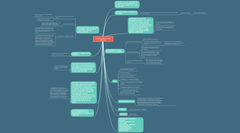 Mind Map: El Hombre Mas Rico De  Babilonia