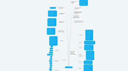 Mind Map: HISTORIA DE LA FILOSOFIA