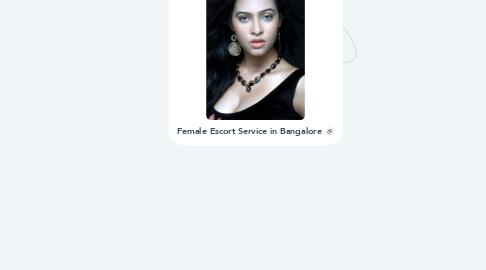 Mind Map: Asifaa Escort Agency Bangalore