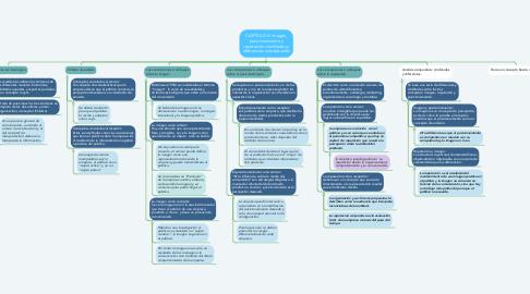 Mind Map: CAPÍTULO 4: imagen, posicionamiento y reputación: similitudes y diferencias conceptuales