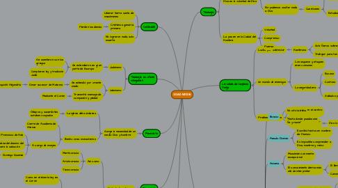 Mind Map: EDAD MEDIA