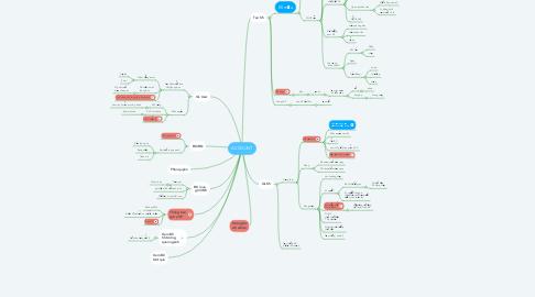 Mind Map: ACCOUNT