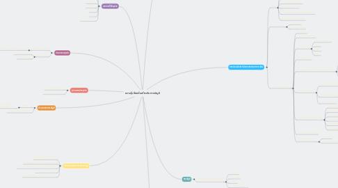 Mind Map: ความรู้เบื้องต้นเกี่ยวกับการบัญชี