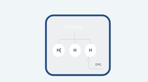 Mind Map: FDGSDG