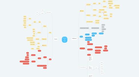 Mind Map: Projeto de Vida.