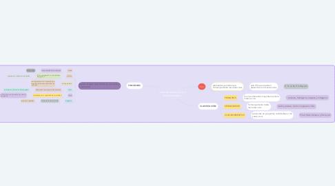 Mind Map: características de los bioelementos