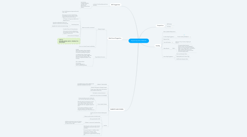 Mind Map: Express Systems Website