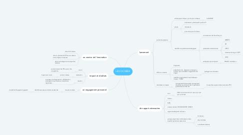 Mind Map: LES DOMEX